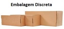 Embalagem Discreta