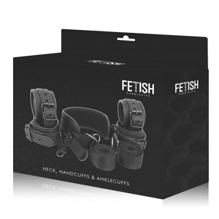 Fetish Submissive - Domination Set