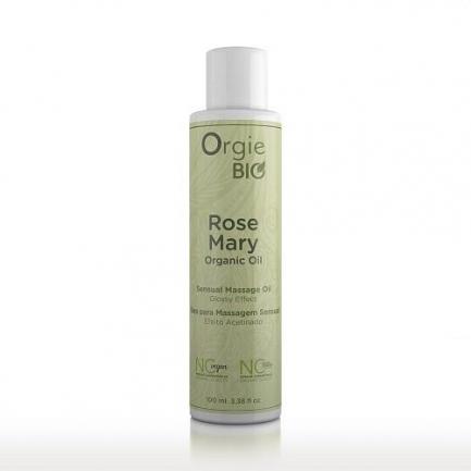 Óleo de Massagem Orgânico Orgie Bio Rosemary 100ml