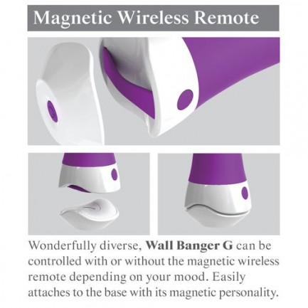 Vibrador 3Some Wall Banger G