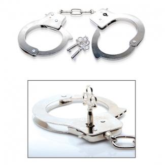 Algemas Metal Handcuffs