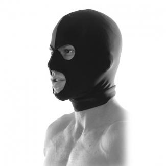Máscara Spandex 3 Aberturas