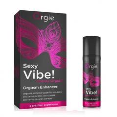 Orgie Sexy Vibe! Vibrador Liquido Intense Orgasm 15 ml
