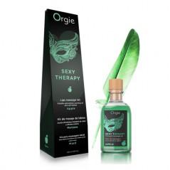Óleo Massagem Orgie Sexy Therapy Maça 100 ml
