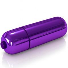 Bala Vibratória Classix Pocket Bullet Roxa