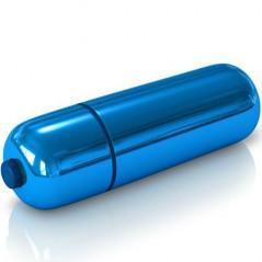 Bala Vibratória Classix Pocket Bullet Azul