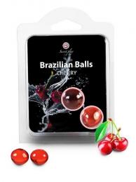 Brazilian Balls Cereja