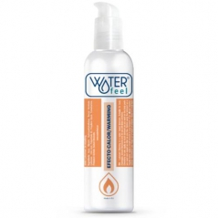 Lubrificante Waterfeel Efeito Quente 150 ml
