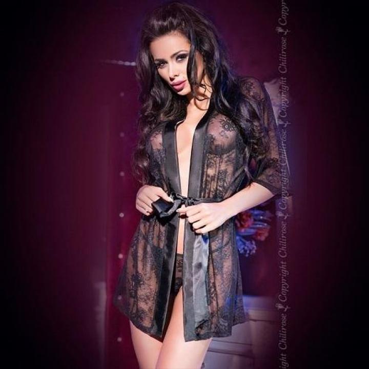 Robe Kimono Chilirose M