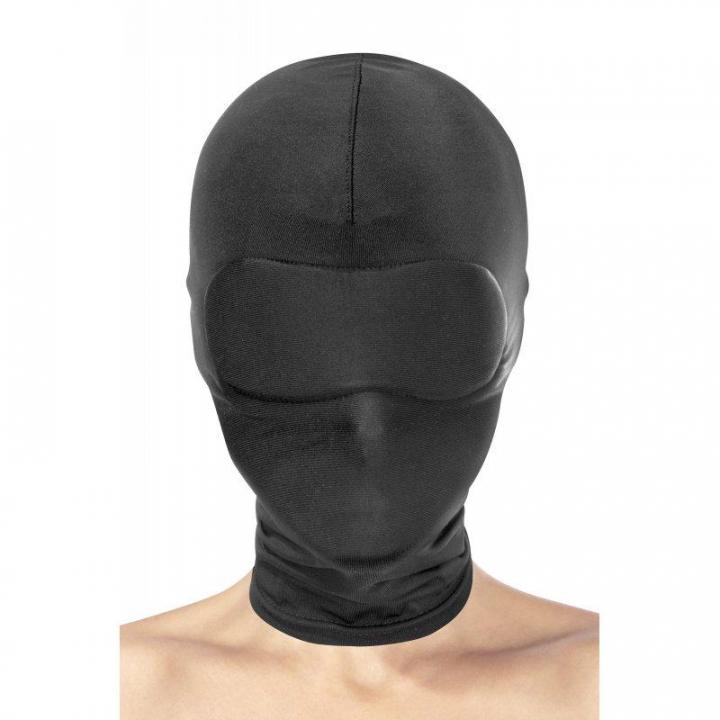 Máscara de Submissão Fetish Tentation - Sem Aberturas